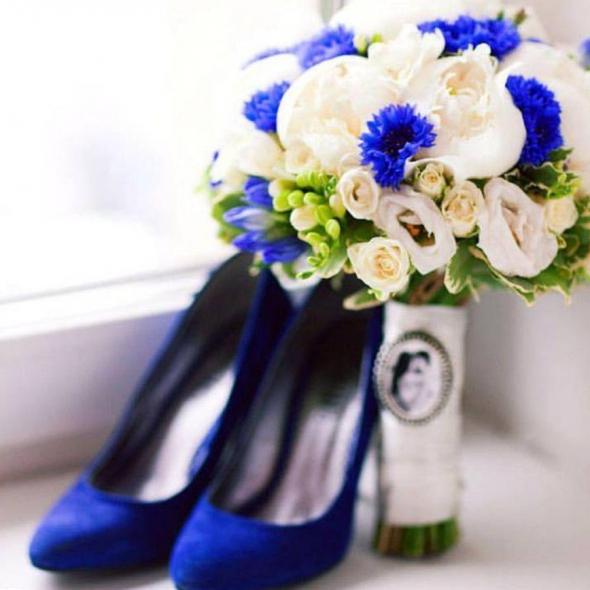 Свадебный букет №53