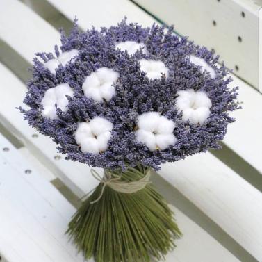 Букет из сухоцветов №1
