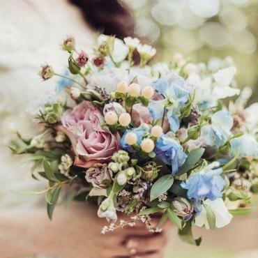Свадебный букет №17