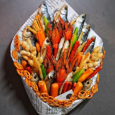 Раки и морепродукты №20