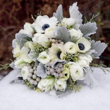 Свадебный букет №23