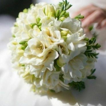 Свадебный букет №63