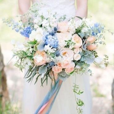 Свадебный букет №26