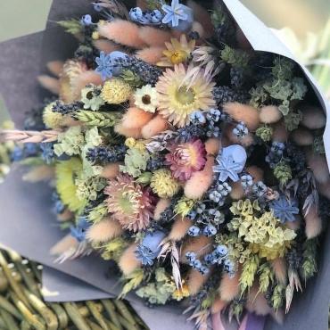 Букет из сухоцветов №32