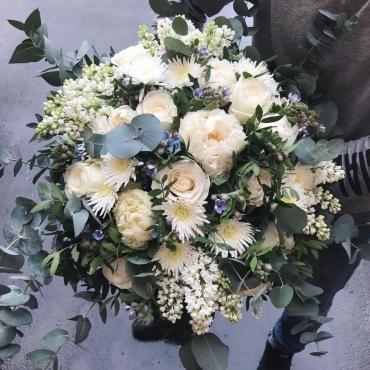 Свадебный букет №33