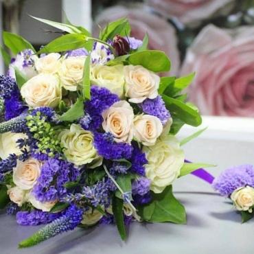 Свадебный букет №35