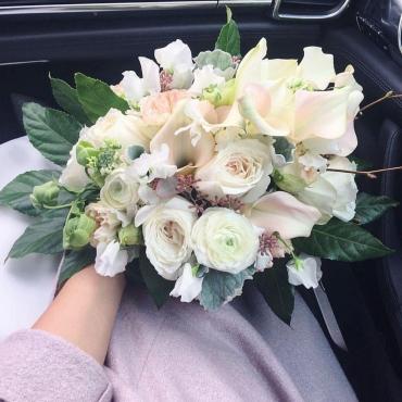 Свадебный букет №40