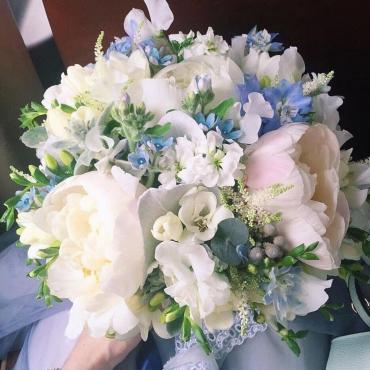 Свадебный букет №41