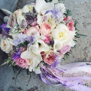 Свадебный букет №44