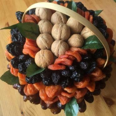 Орехи и сухофрукты №50