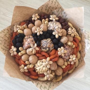 Орехи и сухофрукты №24