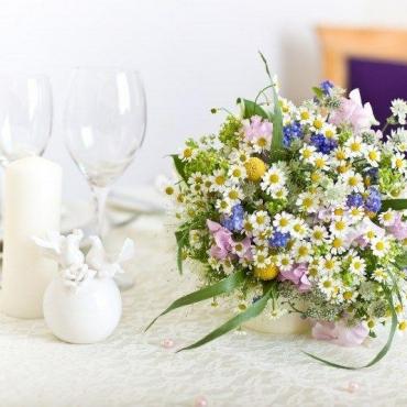 Свадебный букет №56