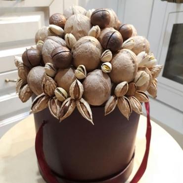 Орехи и сухофрукты №60