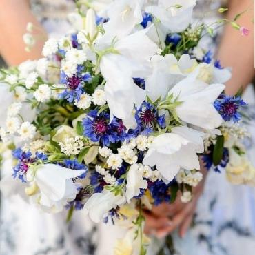 Свадебный букет №61
