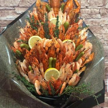 Раки и морепродукты №6