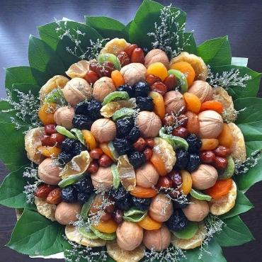 Орехи и сухофрукты №2